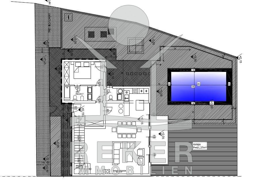 Immobilien luxus villa grundriss  Luxus-Villa in zweiter Reihe am Meer ein Top-Objekt
