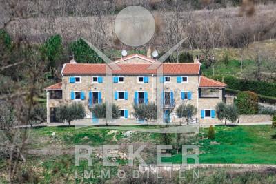 Istrien steinhaus am meer