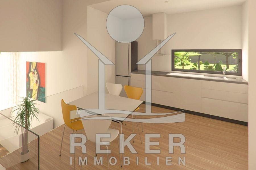 offene k che garten. Black Bedroom Furniture Sets. Home Design Ideas