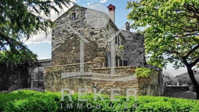 Renoviertes steinhaus istrien