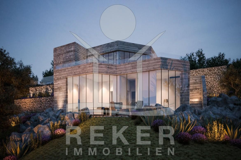 Die Villa Vereint Einzigartig Moderne Architektur In Wunderschoner Landschaft Eine Tolle Lage
