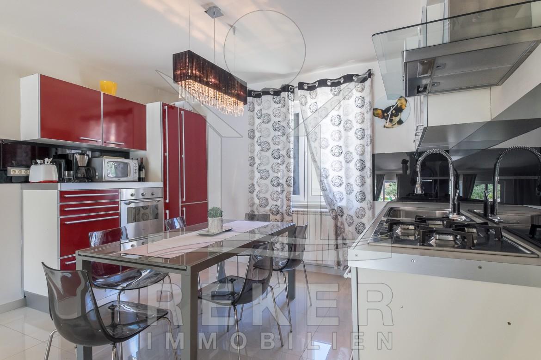 Großartig Küchenschiebestalltür Fotos - Ideen Für Die Küche ...