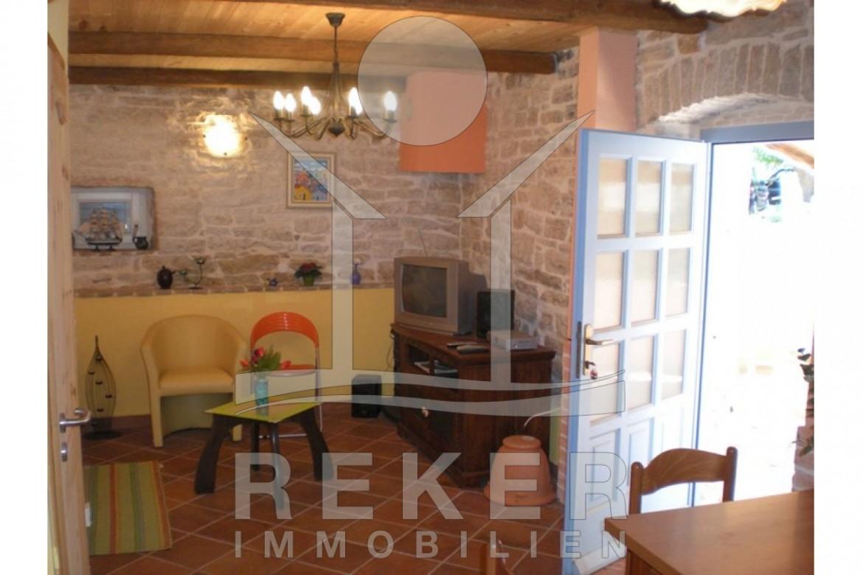 Poreč schönes kleines Steinhaus vollständig renoviert