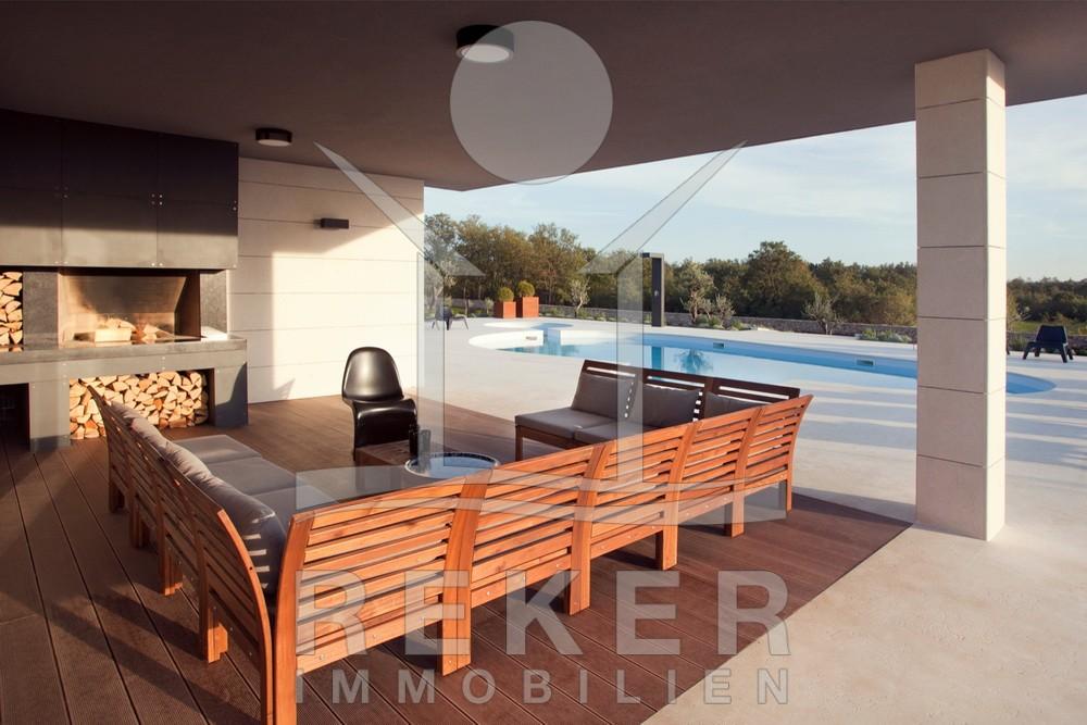 wundersch ne villa in der n he von pula. Black Bedroom Furniture Sets. Home Design Ideas